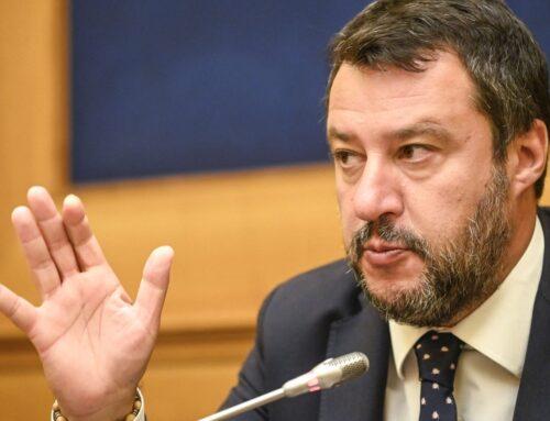 """Salvini """"Conte avrebbe già dovuto dimettersi"""""""