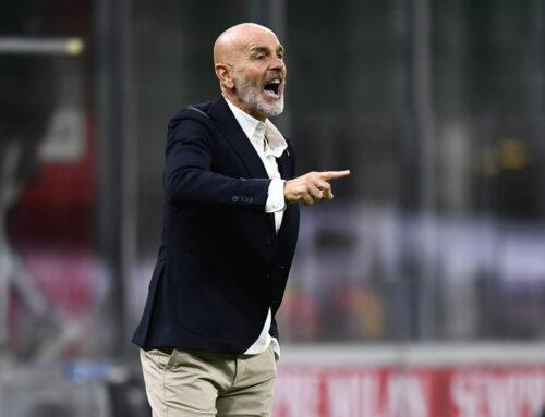 """Pioli pronto al derby di Coppa Italia """"Campionato storia a parte"""""""