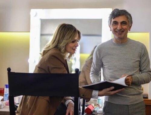 """A Napoli si gira il nuovo film di Salemme """"Con tutto il cuore"""""""