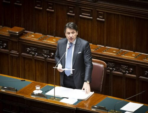 Crisi di Governo, domani le dimissioni di Conte