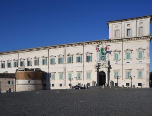 Consultazioni al via, Mattarella incontra Casellati e Fico