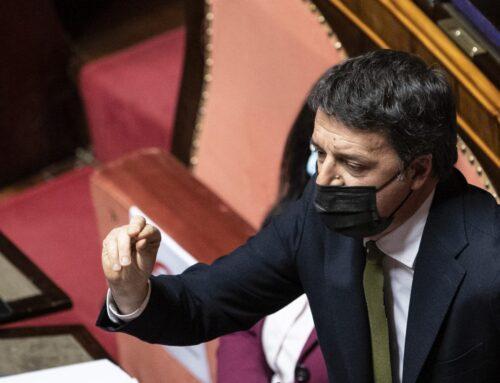 """Renzi """"Crisi aperta perchè ora si gioca il futuro del Paese"""""""