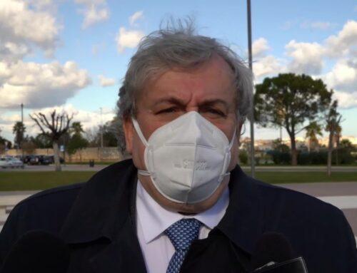 Emiliano a Lecce per l'attivazione di 16 posti in terapia intensiva