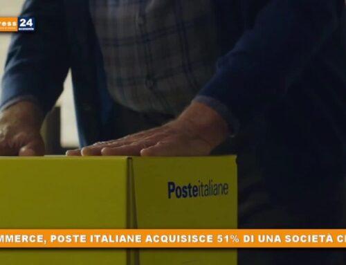 E-commerce, Poste Italiane acquisisce 51% di una società cinese