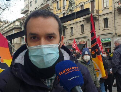 Coronavirus, protesta degli albergatori a Milano