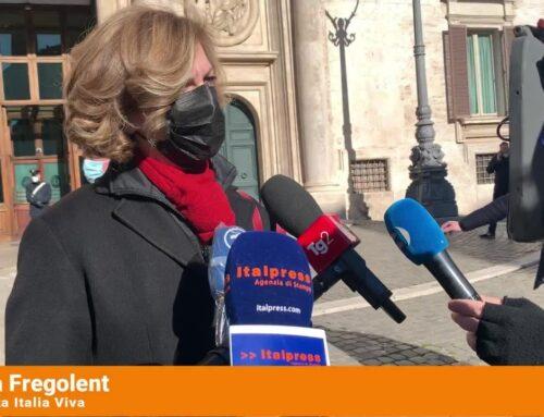 """Fregolent """"La battaglia di Italia Viva è giusta"""""""