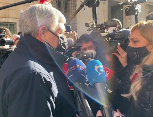 "Tajani ""Governo in ritardo sul Recovery Plan"""