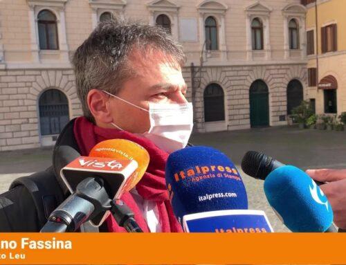 """Fassina """"Meglio il voto di un Governo melassa"""""""