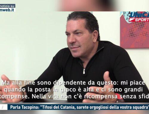 """Calcio. Parla Tacopina: """"Tifosi del Catania, sarete orgogliosi della vostra squadra"""""""