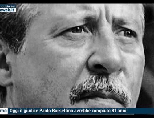 Palermo. Oggi il giudice Paolo Borsellino avrebbe compiuto 81 anni