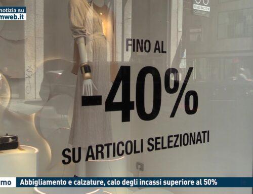 Palermo. Abbigliamento e calzature, calo degli incassi superiore al 50%