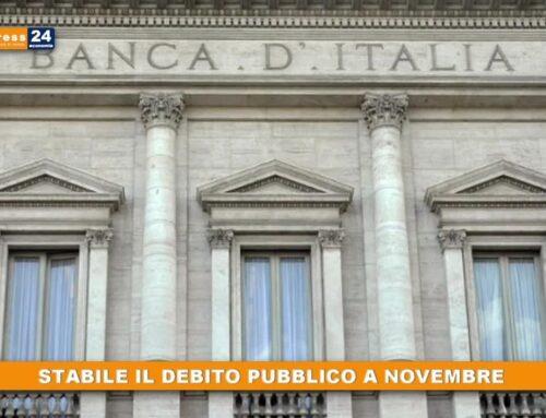 Stabile il debito pubblico a novembre