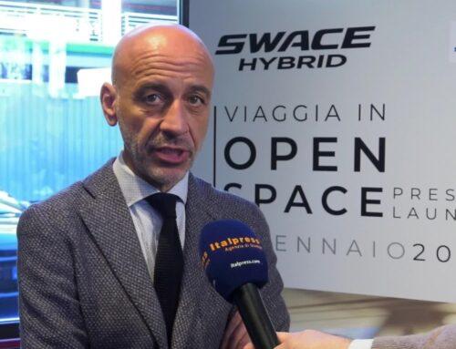 Suzuki Swace, l'open space su quattro ruote è solo ibrido