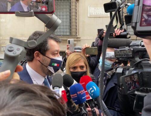 "Salvini ""O elezioni o incarico al centrodestra"""