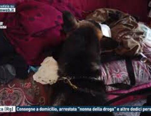 """MODICA (RG) – CONSEGNE A DOMICILIO, ARRESTATA """"NONNA DELLA DROGA"""" E ALTRE DODICI PERSONE"""