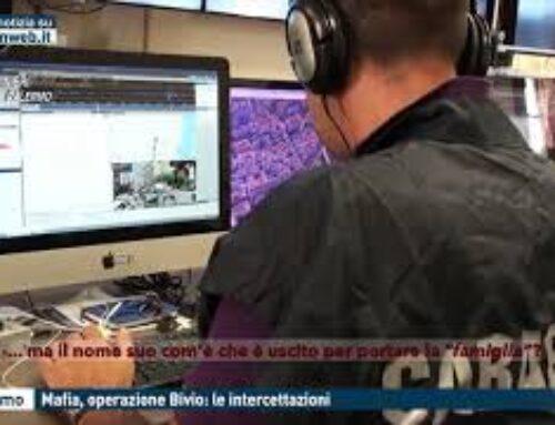 PALERMO – MAFIA, OPERAZIONE BIVIO: LE INTERCETTAZIONI