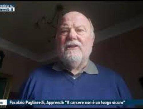 """PALERMO – FOCOLAIO PAGLIARELLI, APPRENDI: """"IL CARCERE NON E' UN LUOGO SICURO"""""""