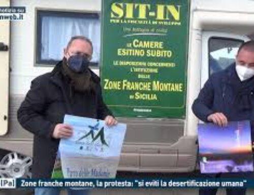 """IROSA (PA) – ZONE FRANCHE MONTANE, LA PROTESTA: """"SI EVITI LA DESERTIFICAZIONE UMANA"""""""