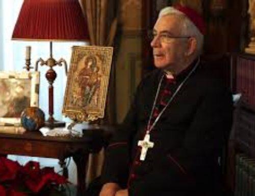 Monreale, il Duomo e l'intervista a Monsignor Pennisi