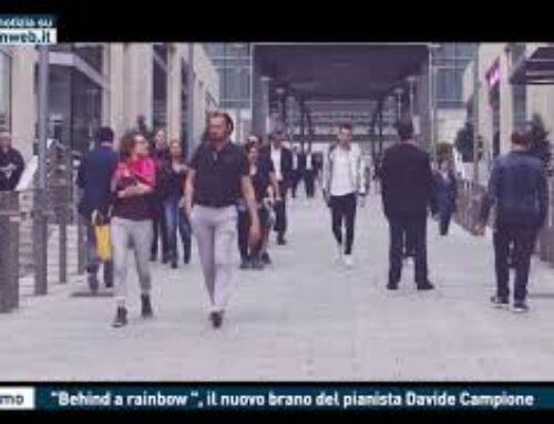 """PALERMO – """"BEHIND A RAINBOW"""", IL NUOVO BRANO DEL PIANISTA DAVIDE CAMPIONE"""