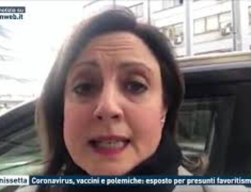 CALTANISSETTA – CORONAVIRUS, VACCINI E POLEMICHE: ESPOSTO PER PRESUNTI FAVORITISMI