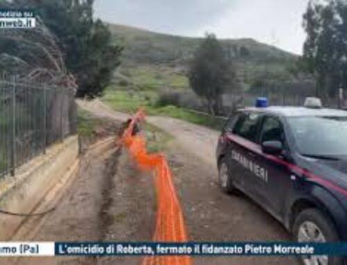 CACCAMO (PA) – L'OMICIDIO DI ROBERTA, FERMATO IL FIDANZATO PIETRO MORREALE