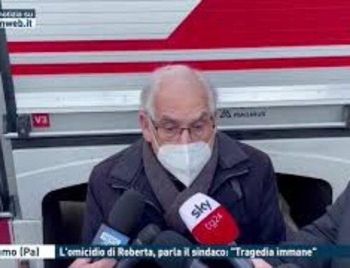 """CACCAMO (PA) – L'OMICIDIO DI ROBERTA, PARLA IL SINDACO: """"TRAGEDIA IMMANE"""""""