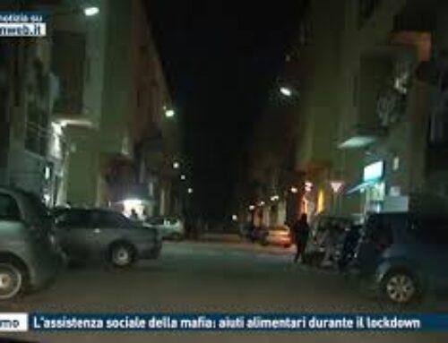 PALERMO – L'ASSISTENZA SOCIALE DELLA MAFIA: AIUTI ALIMENTARI DURANTE IL LOCKDOWN