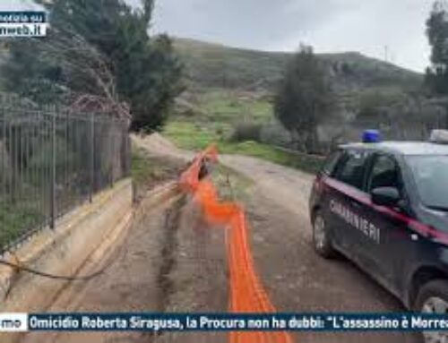 """CACCAMO (PA) – OMICIDIO ROBERTA SIRAGUSA, LA PROCURA NON HA DUBBI: """"L'ASSASSINO E' MORREALE"""""""