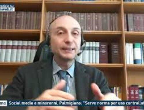 """PALERMO – SOCIAL MEDIA E MINORENNI, PALMIGIANO: """"SERVE NORMA PER USO CONTROLLATO"""""""
