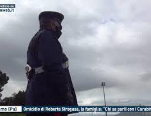 """CACCAMO (PA) – OMICIDIO DI ROBERTA SIRAGUSA, LA FAMIGLIA: """"CHI SA PARLI CON I CARABINIERI"""""""