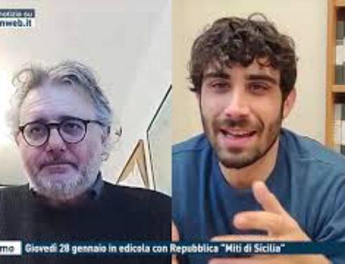 """PALERMO – GIOVEDI' 28 GENNAIO IN EDICOLA CON REPUBBLICA """"MITI DI SICILIA"""""""