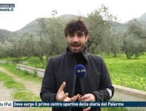 TORRETTA (PA) – DOVE SORGE IL PRIMO CENTRO SPORTIVO DELLA STORIA DEL PALERMO
