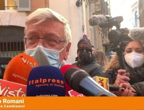 """Romani """"Necessario un Governo di unità nazionale"""""""
