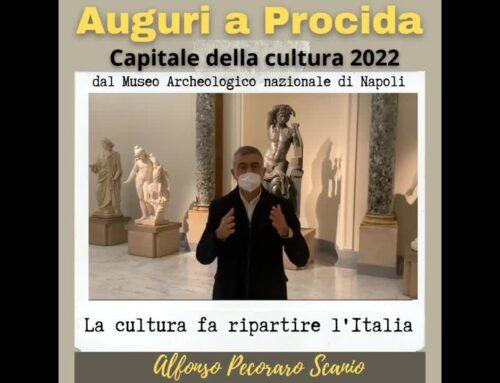 """Procida Capitale Cultura, Pecoraro Scanio """"Ripartire dal turismo di qualità"""""""