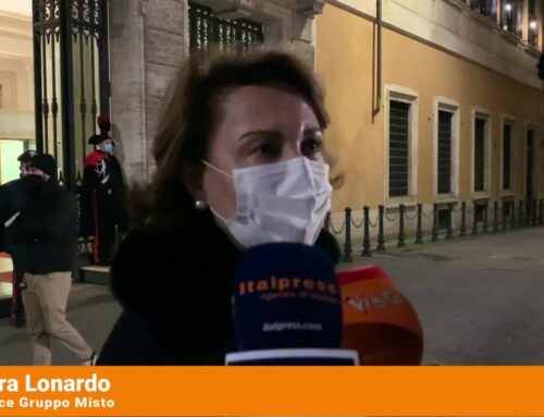 "Lonardo ""In Forza Italia una deriva salviniana"""