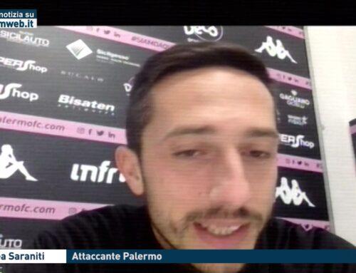 """Calcio. Saraniti a #SiamoAquile: """"Siamo un gruppo forte, il derby ci ha fatto crescere"""""""