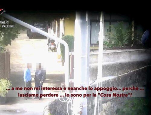 Duro colpo alla mafia a Palermo, 16 arresti