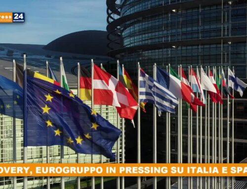 Recovery, Eurogruppo in pressing su Italia e Spagna