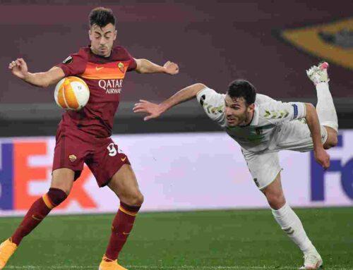 Braga ancora battuto, Roma agli ottavi di Europa League