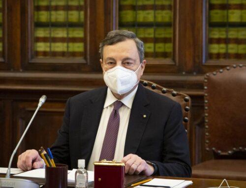 """Ue, Draghi """"Autonomia e coordinamento per la difesa"""""""