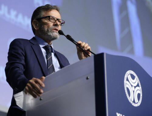 """Falcone confermato presidente Fijlkam """"Primo obiettivo ripartire"""""""