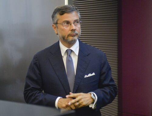 """MCC, Mattarella """"Nel piano industriale rilancio Popolare Bari"""""""