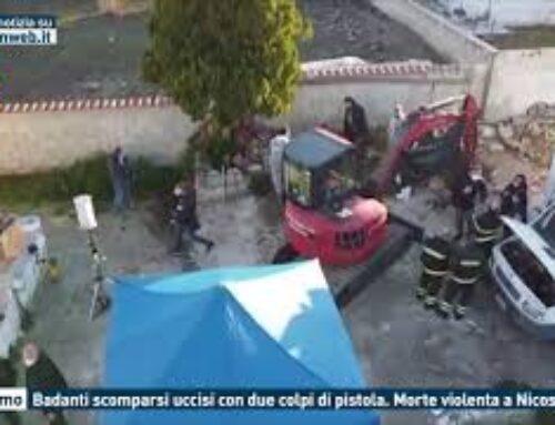 Palermo, Badanti scomparsi uccisi con due colpi di pisola. Morte violenta a Nicosia