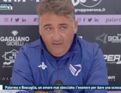 Calcio, Palermo e Boscaglia, un amore mai sbocciato: l'esonero per dare una scossa. Filippi prepara il derby: necessario non lasciare la grinta negli spogliatoi