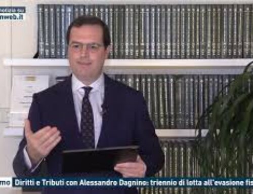 Palermo, Diritti e Tributi con Alessandro Dagnino: triennio di lotta all'evasione fiscale