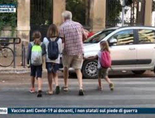 PALERMO – VACCINI ANTI COVID-19 AI DOCENTI, I NON STATALI SUL PIEDE DI GUERRA