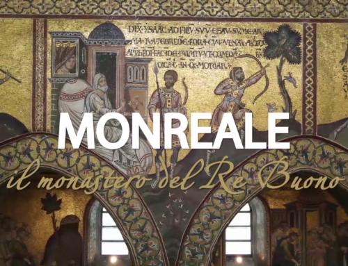 """Monreale, il monastero del Re Buono """"Il Duomo"""""""