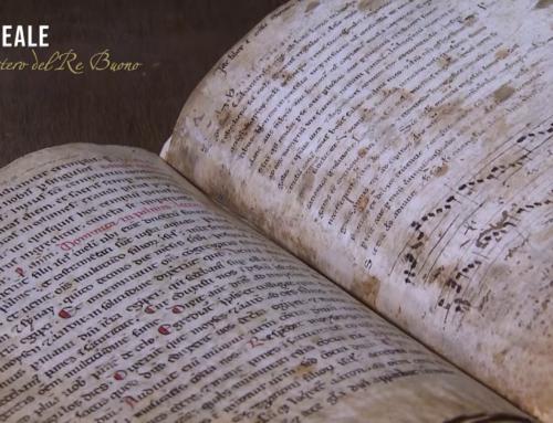 "Monreale, il monastero del Re Buono ""La Biblioteca Torres"""