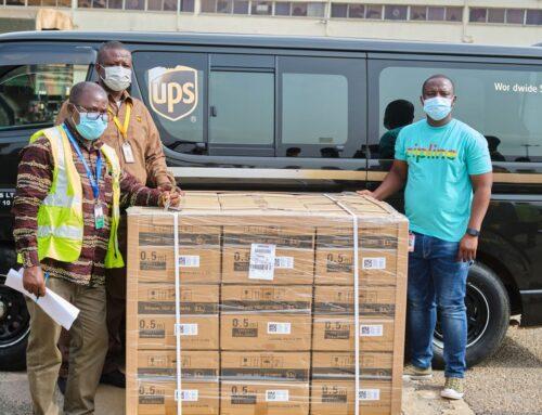UPS, un progetto per un'equa distribuzione globale dei vaccini anticovid